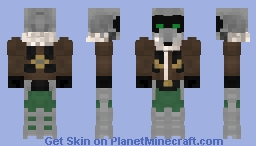 The Vulture - Homecoming Minecraft Skin