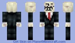 rndnlmtbg | Troll Face Minecraft Skin