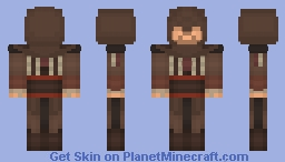 Aguilar (Assassin's Creed: The Movie) Minecraft Skin
