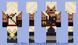 Assassin's Creed Egypt Minecraft Skin