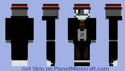 Black Hat - Villainous Minecraft
