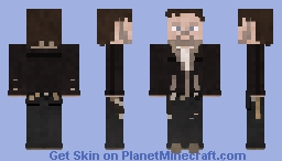 Rick Grimes [6x16] // The Walking Dead Minecraft Skin