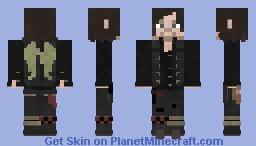 Daryl Dixon [6x12] // The Walking Dead Minecraft Skin