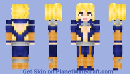 rndnlmtbg | Fanny (Mobile Legends) Minecraft Skin