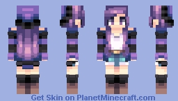 Willow Minecraft Skin