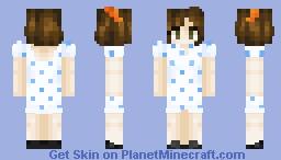 Oh, shoosh! Minecraft Skin