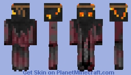 Crazy Scarecrow Minecraft Skin