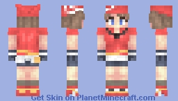 Pokemon - May Minecraft Skin