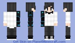 ALPHA 1.1 Minecraft Skin