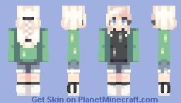Mind breaker Minecraft Skin