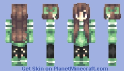 Playing around Minecraft Skin