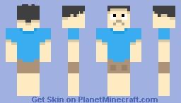 Jorge | Poptropica Minecraft