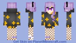 OC ♥ Kitty Sleep Mask ♥ Minecraft Skin