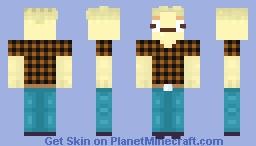Nugget - Kindergarten Minecraft Skin