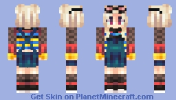 Don't Let Me Be Yours (400) Minecraft Skin