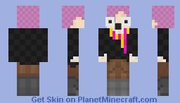 just hufflepuff things Minecraft Skin