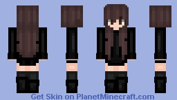 Again,It's Me Minecraft Skin