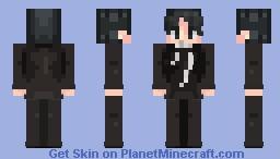 J-Hope - BTS Minecraft Skin