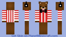 Bear Cleric Minecraft Skin
