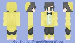 - yellow suit - ~ xUkulele Minecraft Skin