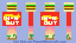 IN - N - OUT BURGER ~ cfhminecraft