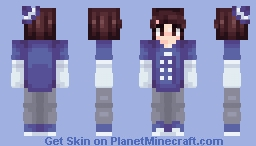 Doctor Who Minecraft Skin