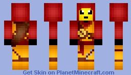 Ninjago Skylor Minecraft Skin
