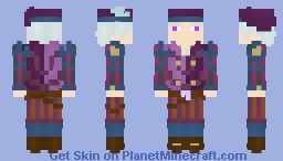 [LOTC] Commission for Trenchist Minecraft Skin