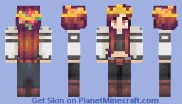 current skin for royalsecret Minecraft Skin