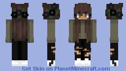 irresistible  (girl verison) Minecraft Skin