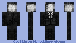 Slender How original Minecraft