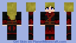 The Elder Scrolls: Skyrim Astrid Minecraft Skin