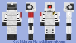 Combine Soldier Elite HALF LIFE 2 (REQUEST) Minecraft Skin
