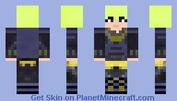The Elder Scrolls: Skyrim Delphine Minecraft Skin