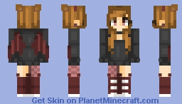 Extremely Sorry For Request Wait. Minecraft Skin