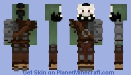 [LOTC] [Com] Old Orc Minecraft Skin
