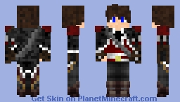 Governor Assassin Outfit Minecraft Skin