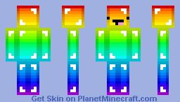 Shiny Rainbow Derp Faded