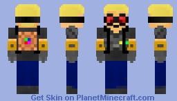 DRiveterGaming [Engineering Skin] Minecraft Skin