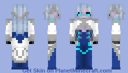rndnlmtbg | Eudora (Mobile Legends) Minecraft Skin