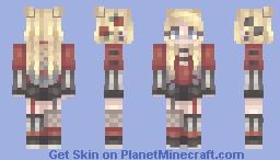 빠른 걸음 Minecraft Skin