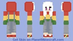 Rasta-Gaufrette Minecraft