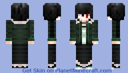 ♥Pain, misery, tears, nothing but a miserable life in these small chapters of our book♥ [腐敗の I Fuhaino I New OC] Minecraft Skin