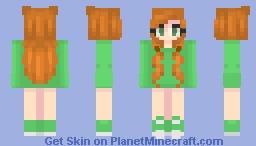 Orange 🍊 Minecraft