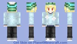 ✰ᙏìɗ✰ Yukine: v.2 ( ´ ▽ ` )ノ Minecraft Skin