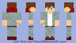 Jacon Smith Minecraft Skin