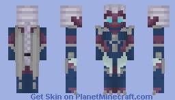 Chiliwap | Karrie (Mobile Legends) Minecraft Skin