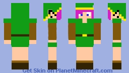 Link from alttp