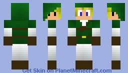 Link from Zelda OoT