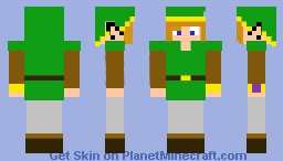 Link from Zelda albw